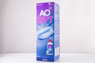 Пероксидная система Aosept Plus 360 ml (Alcon)