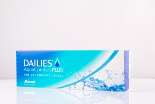 Контактные линзы Dailies Aqua Comfort Plus 30 pk (Alcon)