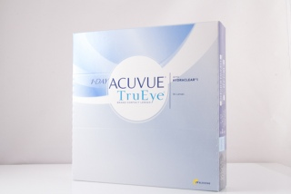 Контактные линзы 1-Day Acuvue TruEye 90 pk (Johnson & Johnson)