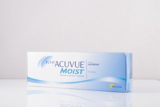 Контактные линзы 1 Day ACUVUE Moist 30 pk (Johnson & Johnson)