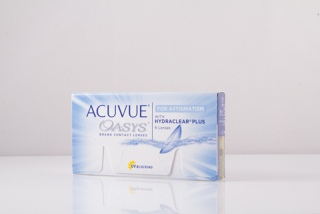 Контактные линзы Acuvue Oasys for Astigmatism 6 pk (Johnson&Johnson)